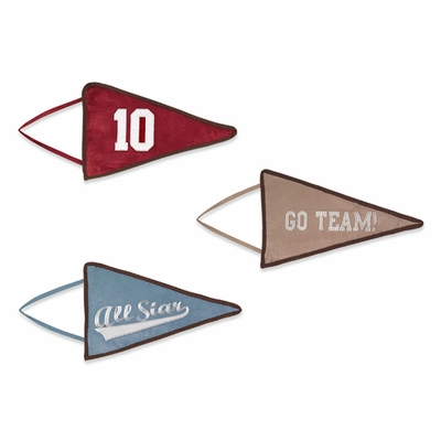 All Star Sports Wall Hangings