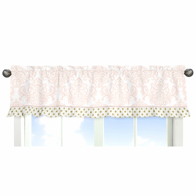 Amelia Collection Window Valance
