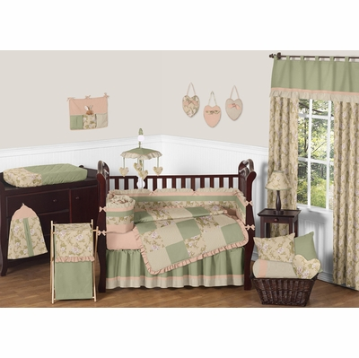 Annabel Crib Bedding Collection