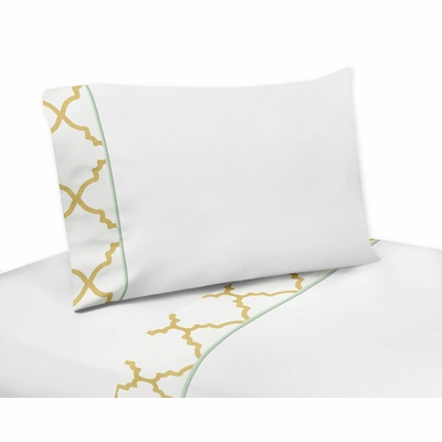 Ava Collection Twin Sheet Set
