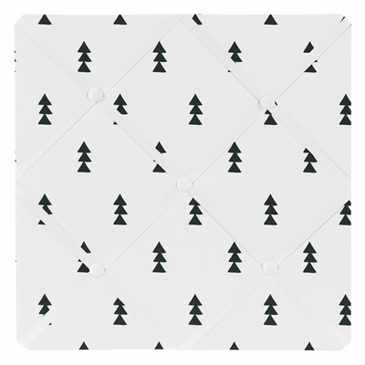 Bear Mountain Collection Fabric Memo Board