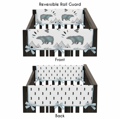 Bear Mountain Collection Side Rail Guard Covers - Set of 2