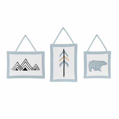 Bear Mountain Collection Wall Hangings