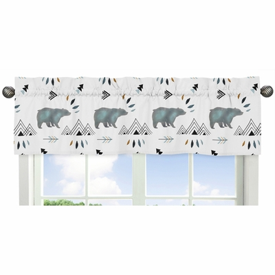 Bear Mountain Collection Window Valance