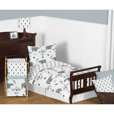 Bear Mountain Toddler Bedding Collection