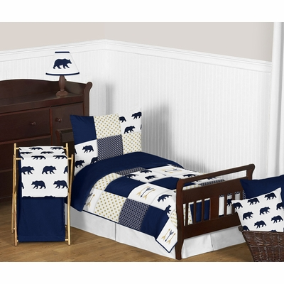Big Bear Toddler Bedding Collection