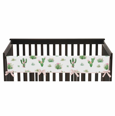Cactus Floral Collection Long Rail Guard Cover