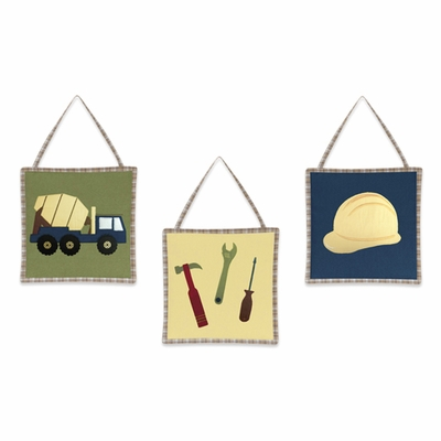 Construction Wall Hangings