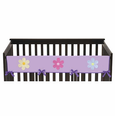 Daisies Collection Long Rail Guard Cover
