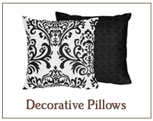 Decorative Pillows and Pillow Covers