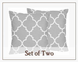 Decorative Pillows - Set of Two