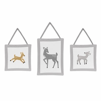 Deer Collection Wall Hangings