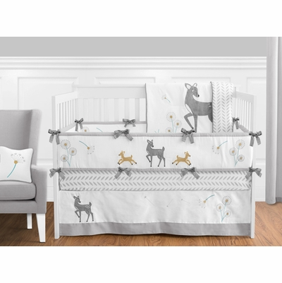 Deer Crib Bedding Collection