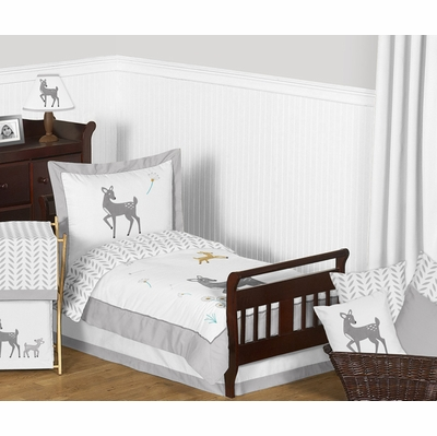 Deer Toddler Bedding Collection