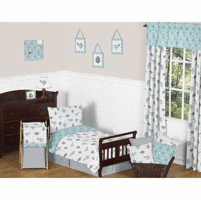 Earth and Sky Toddler Bedding Collection