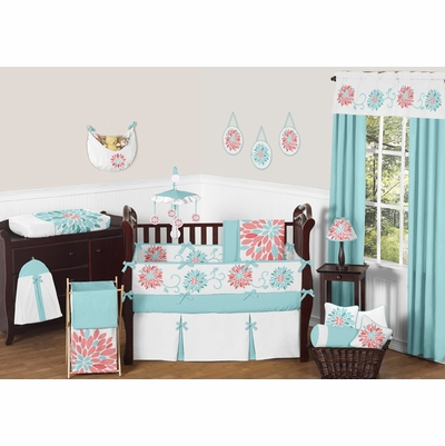 Emma Crib Bedding Collection
