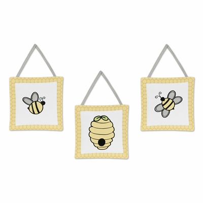 Honey Bee Collection Wall Hangings