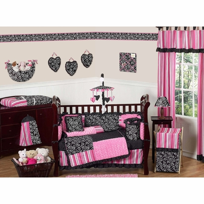 Madison Crib Bedding Collection