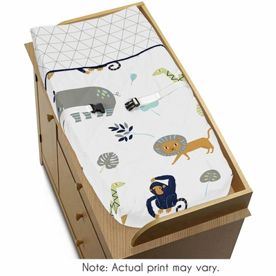 Mod Jungle Collection Changing Pad Cover