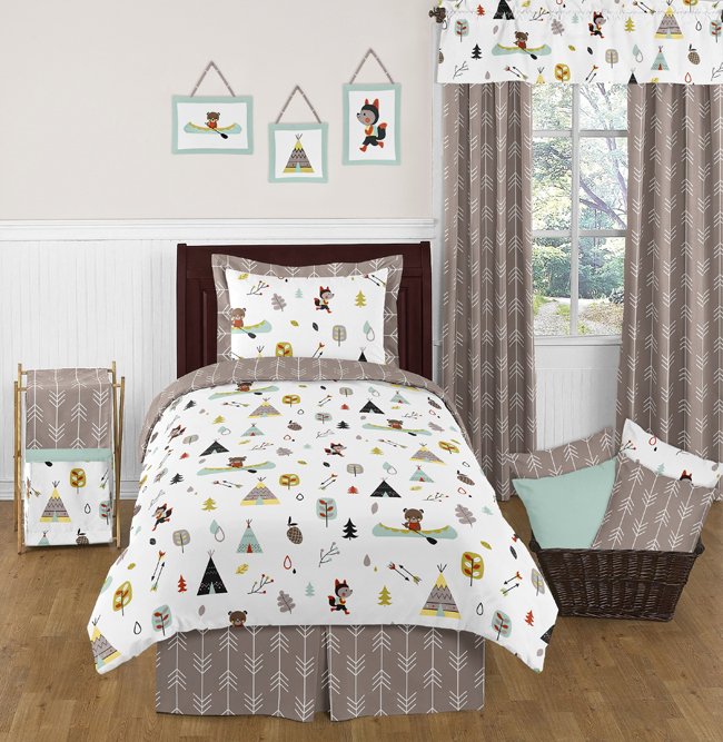 Outdoor Adventure Twin Bedding Collection