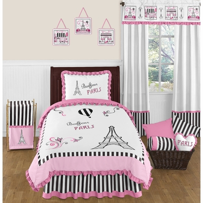 Paris Twin Bedding Collection