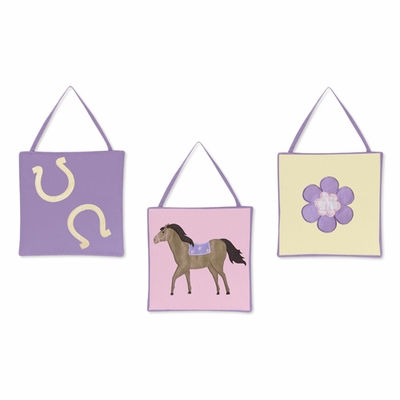Pony Wall Hangings