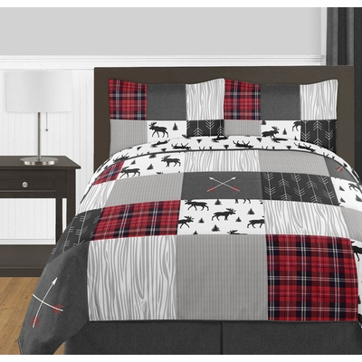 Rustic Patch Collection Full/Queen Bedding