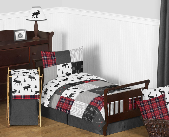 Rustic Patch Collection Toddler Bedding