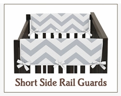 Short Side Crib Rail Guards