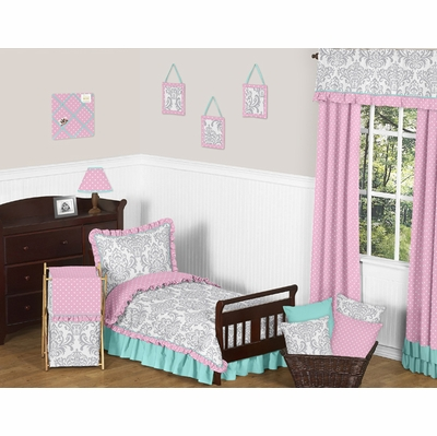 Skylar Toddler Bedding Collection