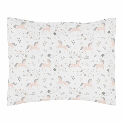 Unicorn Collection Pillow Sham