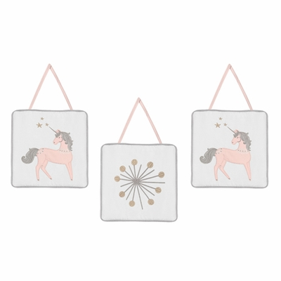 Unicorn Collection Wall Hangings
