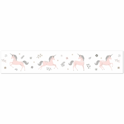 Unicorn Collection Wallpaper Border