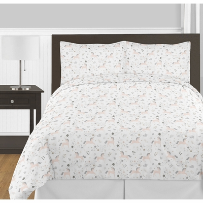 Unicorn Full/Queen Bedding Collection