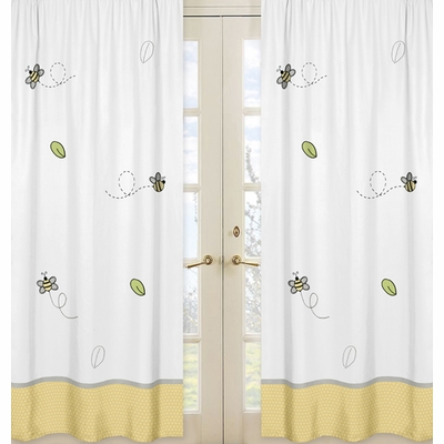 Window Panels for Honey Bee Collection - Set of 2