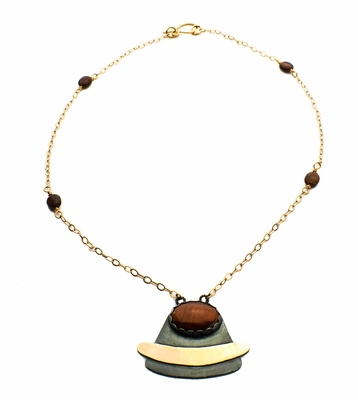 Red Tiger Eye Collection