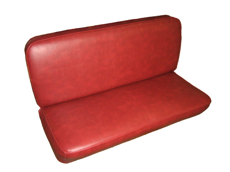 Jeep truck front bench seat upholstery kit u