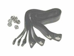 1974-1979 Volkswagen Campmobile/Transporter Curtain Ties, AW130