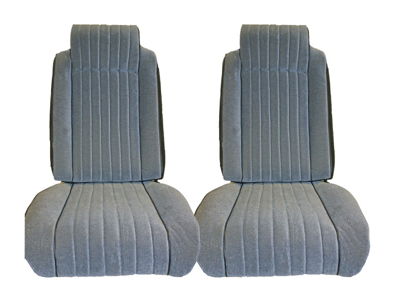 Buick regal coupe front bucket seats and rear
