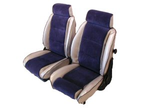 1982 Chevrolet Camaro Pace Car Front Buckets Rear Seat Upholstery