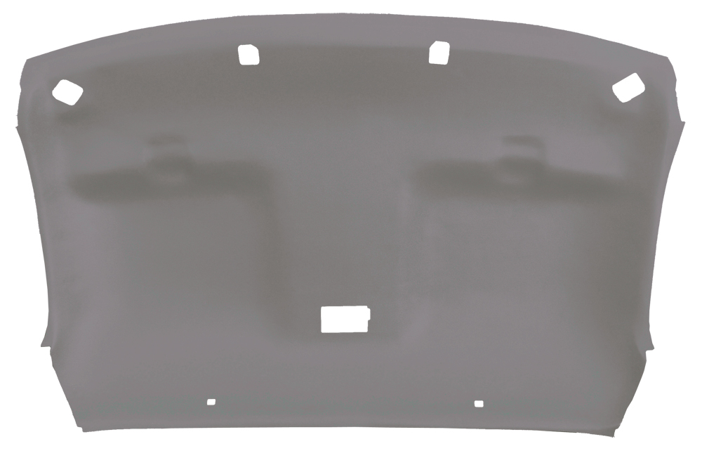 Ford F F Standard Cab Pickup Without Overhead Console Abs Headliner Afh