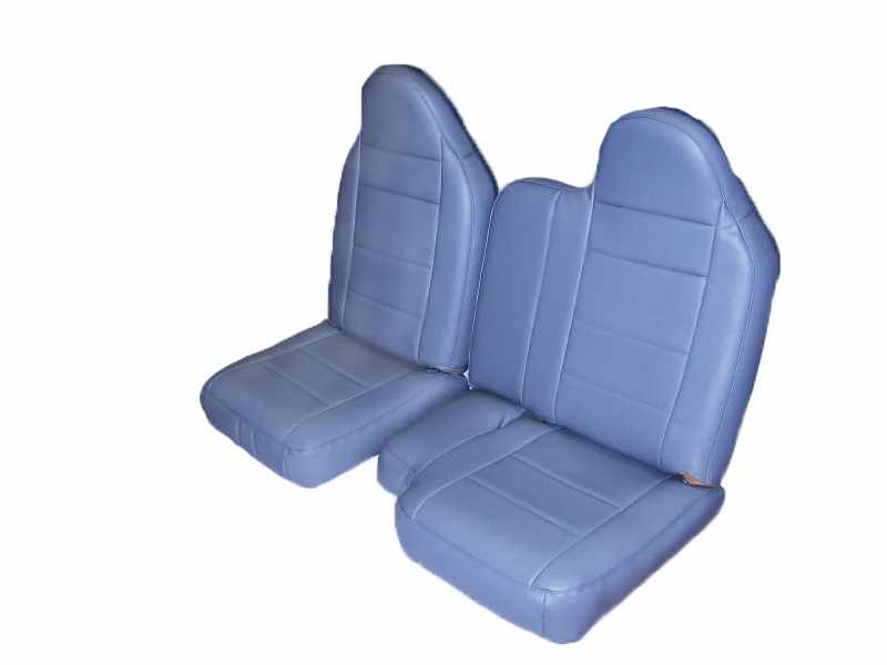 1998 2003 Ford Ranger Standard Cab Pickup 60 40 Front Seat Upholstery Kit UF607