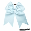 1 Light Blue Bow