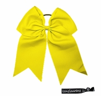 1 Yellow Bow