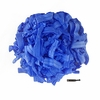 100 Pack Blue Hair Ties