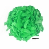 100 Pack Green Hair Ties