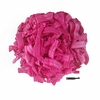 100 Pack Hot Pink Hair Ties