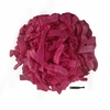 100 Pack Maroon Hair Ties