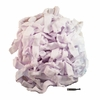 100 Pack Shimmer White Hair Ties