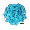 100 Pack Teal Hair Ties